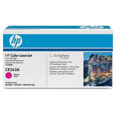 HP CE263A MA (648A) pro CP4025/4525, 11K toner magenta(011-03734)