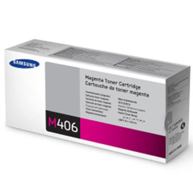 Samsung CLT-M406S - originální - Magenta na 1000 stran(011-03792)