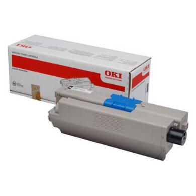 OKI C301-BK toner 2,2K pro C301/C321/CMC332/MC342(011-03850)