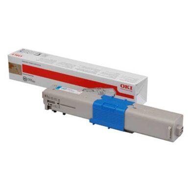 OKI C301-CY toner 1,5K pro C301/C321/CMC332/MC342(011-03851)