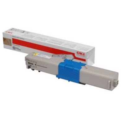 OKI C301-YE toner 1,5K pro C301/C321/CMC332/MC342(011-03853)