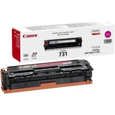 Canon Cartridge 731 Ma - originální - Magenta na 1500 stran(011-03912)