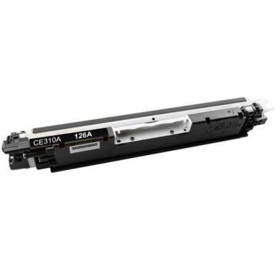 HP CE310A (126A) - kompatibilní - Černá na 1200 stran(011-03990)