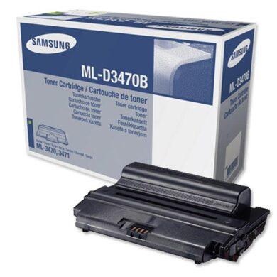 Samsung ML-D3470B - originální - Černá vekoobjemová na 10000 stran(011-04121)