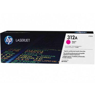 HP CF383A (312A) - originální - Magenta na 2700 stran(011-04424)