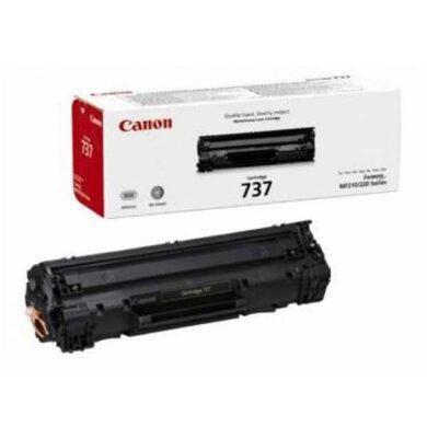 Canon Cartridge 737 - originální - Černá na 2400 stran(011-04620)