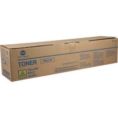 Minolta TN312Y toner 12K pro C300/C352 yellow(011-04633)