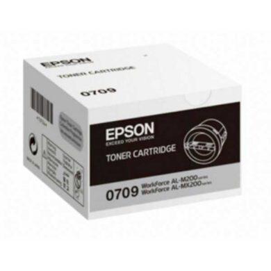 Epson AL-M200/MX200 Standard (S050709) - originální - Černá na 2500 stran(011-04670)
