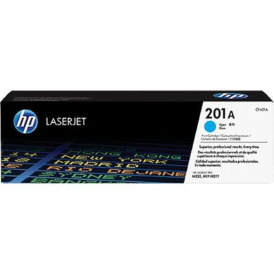 HP CF401A CY (201A) pro M252/M277, 1K4 cyan(011-04751)