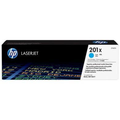 HP CF401X (201X) - originální - Cyan velkoobjemová na 2300 stran(011-04756)