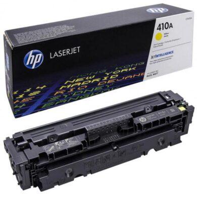 HP CF412A (410A) - originální - Yellow na 2300 stran(011-04832)