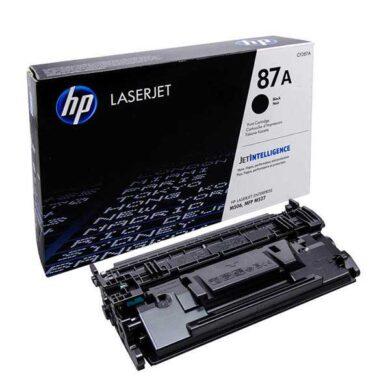 HP CF287A (87A) - originální - Černá na 9000 stran(011-05010)