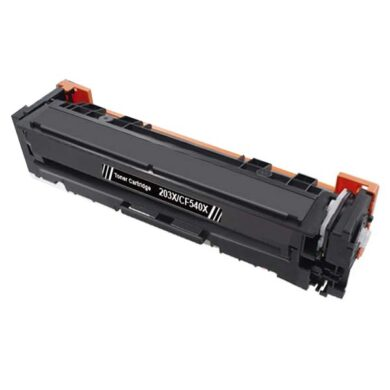 HP CF540X BK (203X) alternativa 3k2 pro M254/M280/M281 black(011-05910)