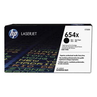 HP CF330X BK (654X) toner 20k5 pro M651 black(011-06040)