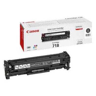 Canon CRG 718Bk Renovace kazety 3k4 (CC530)(019-01170)