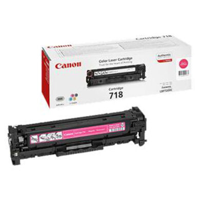 Canon CRG 718Ma Renovace kazety 2k9 (CC533)(019-01172)
