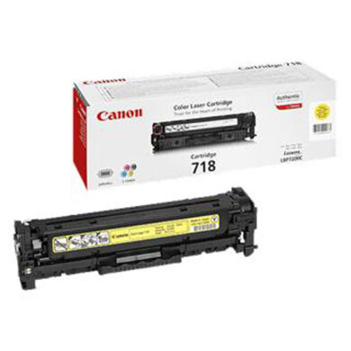 Canon CRG 718Ye Renovace kazety 2k9 (CC532)(019-01173)