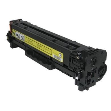 HP CE412A YE (305A) renovace kazety 2k6(019-01462)