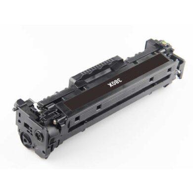HP CF380X BK (312X) Renovace Kazety 4k4(019-03604)