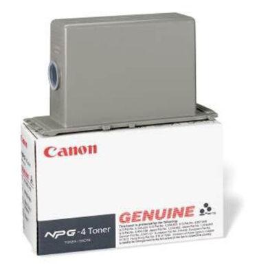 Canon NPG-4 - originální - Černá(022-01160)