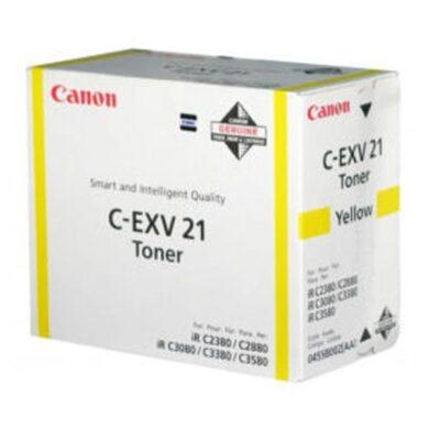 Canon C-EXV21 Ye - originální - Yellow(022-01863)