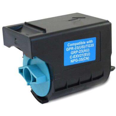 Canon C-EXV21 Cy - kompatibilní - Cyan(022-01866)