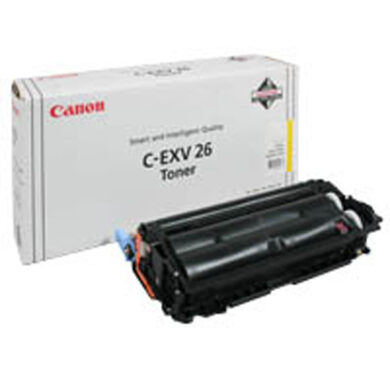Canon C-EXV26 Ye - originální - Yellow na 6000 stran(022-01983)