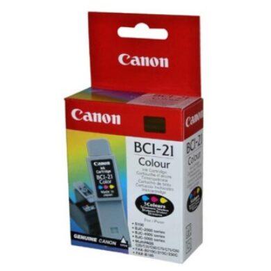Canon BCI-21C - originální - Barevná(031-00170)