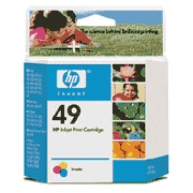 HP 51649A COLOR Ink. kazeta DJ600/660(031-00590)