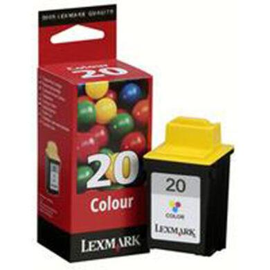 Lexmark 15MX120E (20) - originální - Cyan velkoobjemová na 450 stran(031-00881)