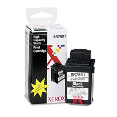 Xerox 8R7881 Black ink. pro XJ8C/DP C20 - originální(031-00910)