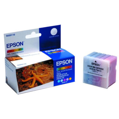 Epson S020110 - originální - Barevná(031-01120)