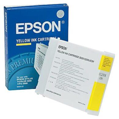 Epson S020122 - originální - Yellow(031-01140)