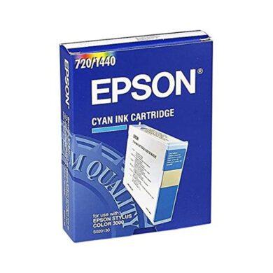 Epson S020130 - originální - Cyan(031-01160)