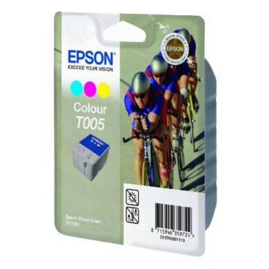 Epson T005011 - originální - Barevná(031-01232)