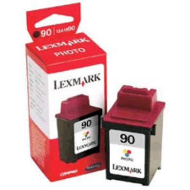 Lexmark 12A1990E (90) - originální - Photo na 450 stran(031-01245)