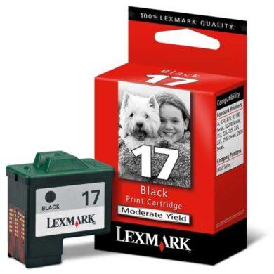 Lexmark 10NX217E (17) - originální - Černá na 205 stran(031-01661)