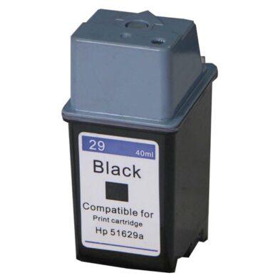 HP 51629A (29) - kompatibilní - Černá na 650 stran(031-02170)
