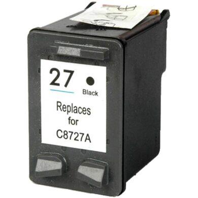 HP C8727A (27) - kompatibilní - Černá na 220 stran(031-02280)
