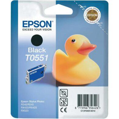 Epson T0551 - originální - Černá(031-02430)