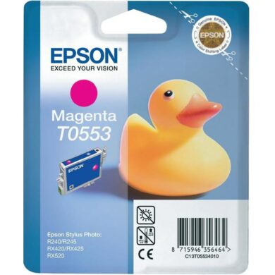 Epson T0553 - originální - Magenta(031-02432)