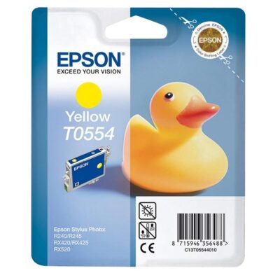 EPSON T055440 Yellow ink. pro RX420/425  (031-02433)
