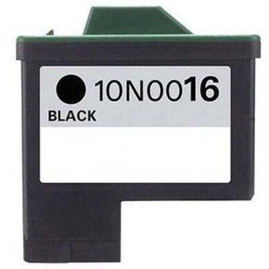 Lexmark 10N0016E (16) - kompatibilní - Černá vekoobjemová na 410 stran(031-02520)