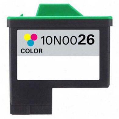 Lexmark 10N0026E (26) - kompatibilní - Barevná velkoobjemová na 275 stran(031-02525)