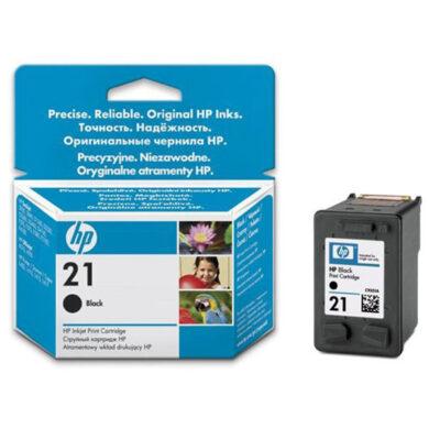 HP C9351A (21) - originální - Černá na 190 stran(031-02630)