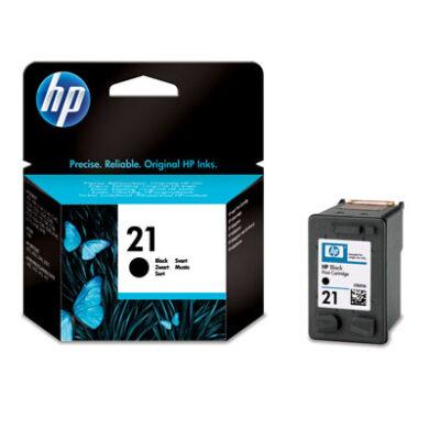 HP C9351CE (21XL) - originální - Černá vekoobjemová na 475 stran(031-02631)