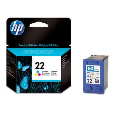 HP C9352CE (22XL) - originální - Barevná velkoobjemová na 415 stran(031-02636)