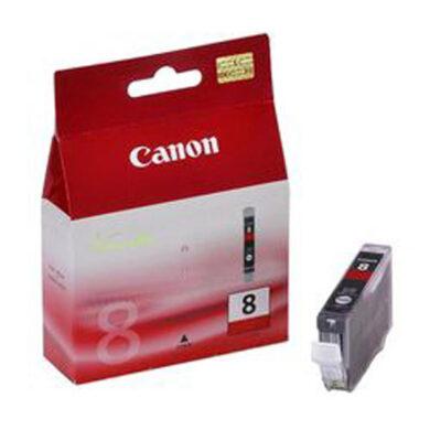 Canon CLI-8R - originální - Červená (Red)(031-02698)