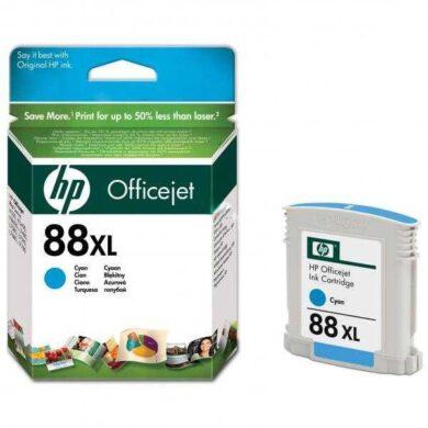 HP C9391A (88) - originální - Cyan velkoobjemová(031-02765)