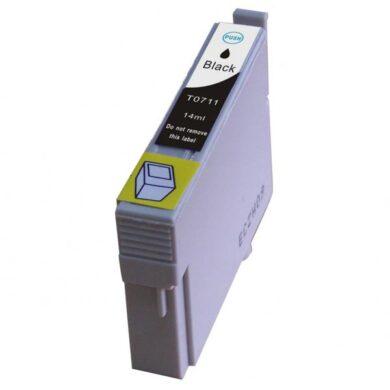 Epson T0711 - kompatibilní - Černá - Pigment(031-02940)